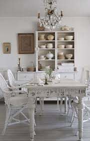 Shabby Chic Dining Room Hutch by 35 Beautiful Shabby Chic Dining Room Decoration Ideas Listing More