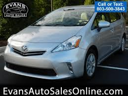 100 Craigslist Charlotte North Carolina Cars And Trucks Used Toyota Prius V For Sale NC CarGurus