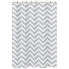 buy grey and white shower curtains from bed bath beyond