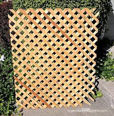 How to Make an Easy Patio Privacy Screen Step by Step Tutorial