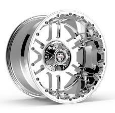 100 20 Inch Truck Rims Center Line Lifted Series LT1 830C Wheels Chrome X9