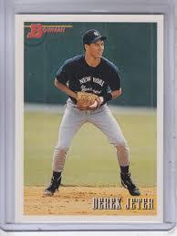1993 Upper Deck Top Prospect Derek Jeter by Card Gallery Beckett Marketplace