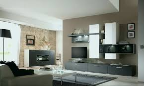wohnzimmermobel modern grau caseconrad