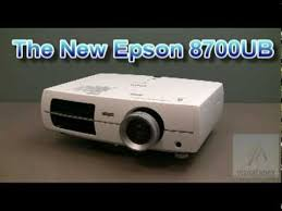 Epson 8350 Lamp Replacement by The New Epson 8700ub 1080p Home Theater Projector Replaces