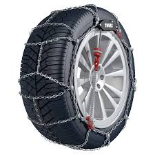 Thule CL-10 Snow Chains For OPEL AMPERA - Bj 11.11-03.15 At Rameder