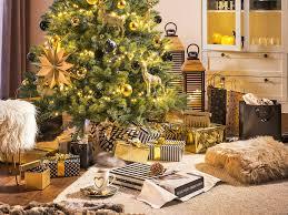 weihnachtliches wohnzimmer so wird es festlich in ihrem zuhause