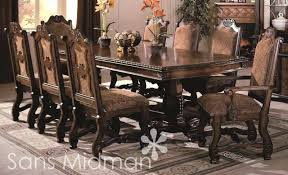 Large Dining Table Ebay New Furniture Formal 11 Piece Renae Room Set 10 Chairs Seat And