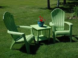 Plastic Patio Furniture At Walmart by Brown Plastic Adirondack Chairs O