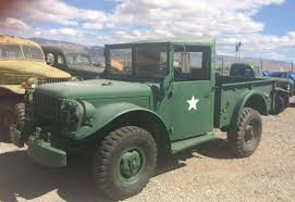 1953 Dodge M37 For Sale #2092674 - Hemmings Motor News 1952 Dodge M37 Military Ww2 Truck Beautifully Restored Bullet Motors Power Wagon V8 Auto For Sale Cars And 1954 44 Pickup 1953 Army Short Tour Youtube Not Running 2450 Old Wdx Wc 1964 Pickup Truck Item Dc0269 Sold April 3 Go 34 Ton 4x4 Cargo Walk Around Page 1 Power Wagon Kaiser Etc Pinterest Trucks Wiki Fandom Powered By Wikia