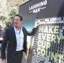 Laughing Man Coffee At SXSW