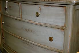 Best How To Make Distressed Furniture By Img