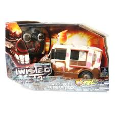 Twisted Metal: Sweet Tooth Ice Cream RC Truck - Vision Toys Used Twisted Metal Sweet Tooth Ice Cream Truck Scale Model In North 3bs Toy Hive Twisted Metal Sweet Tooth Review Texas Ice Cream Truck Large Trucks Pinterest Commercial Van My Home Made Formula D Cars Boardgamegeek The Worlds Best Photos Of E3 And Twistedmetal Flickr Mind Ps3 Screenshots Image 7605 New Game Network Robocraft Garage Designing Perfect Cone Wars From Is More Terrifying Real Life Out Now Page 9 Bluray Forum Lego 2 Album On Imgur E3 2011 Sony Media Event Tooths A Photo