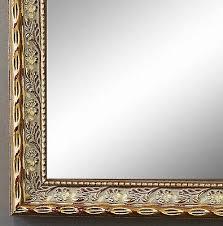 ladenmobiliar deko badezimmerspiegel gold spiegel antik