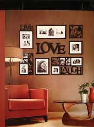 Home Decor Ideas The Wall Color In My Living Kitchen Dinning Sitting Room And I Love This Picture Idea Also Like Using Just Frames As Art But These