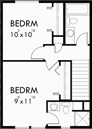 Small Duplex Floor Plans by Duplex House Plans Small Duplex House Plans Duplex Plans D 553