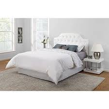 bed size white bed frame home design ideas