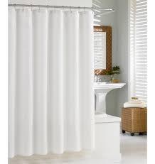 white waffle weave shower curtain rejuvenation