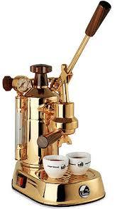 La Pavoni Professional Gold Coffee Maker
