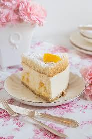 käse sahne torte mit orangenfilets und knusperboden lisbeths