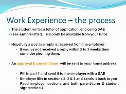 Work Experience Cover Letter Year 10 Student Regarding Template