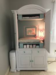 Armoire Converted To Changing Table | Baby #3 Nursery | Pinterest ... Amazoncom White Edenvale 3 Drawer Wardrobe Kitchen Ding Best Choice Products Black Mirrored Jewelry Cabinet Corner Armoire Tags Magnificent Bedroom Fniture South Shore Closet Perfect Bennett Windmere Pinterest Armoires Antique Brass Hives And Honey Celene Century 25 Wardrobe Ideas On Eclectic Armoires Armoire Cabinet Mirrotek Beauty Makeup Organizer With Vanity No Pantry Solutions Jewelry Abolishrmcom 1950s Beautility Womens Estatesalesorg