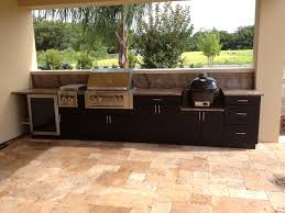 Climate Withstanding Outdoor Kitchen Cabinets
