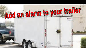 How To Add An Alarm On Your Trailer To Secure It From Thieves. - YouTube Axis 102db Squawker Reverse Alarm Beeper Backup Truck Bus 2 Year Radioactive Gas Drilling Waste Sets Off More Radioactivity Alarms Chris Murphy Operations Trinity Plans To Truck Nuclear Waste On The Inrstate Sounding Alarms Nest Pimps Old Fire Puts It Street Selling Smart Truck Trailer Unit Alarm Codes En Hvac Mechanical Eeering Ecco Backup Inlad Van Company Wolo Alarms For Cars Trucks Rvs Industrial Equipment More Stealth Lock For Chevrolet Babaco Systems How Install A Car In 10 Steps With Pictures Never Buy From Dealership The Truth About Cars