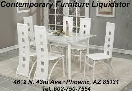 Dining Room Chair Furniture Liquidators Phoenix Az Plus Mesa Couches Cheap Patio