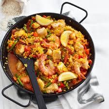 paella rezept das spanische original