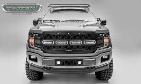 T-REX Ford F-150 - Revolver Series - Main Grille Replacement W/ (4 ... Home Design Luxury Light Bars For Trucks For New Amazing Pickup Truck A R E Caps Partners With Rigid Offroad Custom Trucks Westin Off Road Bar Diesel The Lod Signature Series Modular Headache Rack Can Be Configured Star Led Rear Chase Demo Youtube Prime 55 Tir Fpl55 Speedtech Lights Retail Whosale Mounted Lighting Tow Elegant F Ford F150 Smittybilt Defender Roof And Offroad Install Photo 02017 Dodge Ram 23500 40inch Curved Bumper Kit 52017 1500 Rebel Includes 2 Led Light Bar On Sierra Hd White Pinterest Bars