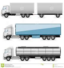 Icons Trucks Stock Vector. Illustration Of Icon, Truck - 39800716