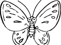 Butterfly Coloring Pages Free Printable For