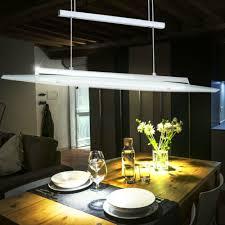 beleuchtung 18 w led pendel le verstellbar wohnzimmer