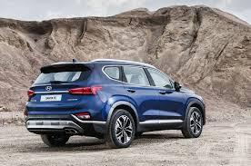 UPDATED: First Look – 2019 Hyundai Santa Fe Gets A Diesel For U.S.