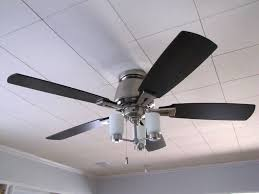 Black Ceiling Fan With Remote by Lighting Lighted Ceiling Fans Black Ceiling Fan Blades Remote