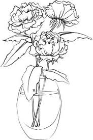 Beccys Place Peonies In A Vase
