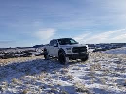Finding Snow To Get Stuck In. : Trucks
