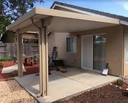 patio covers lincoln ca wall attached non isolated patio cover installation rocklin ca