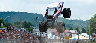 4x4 Racing Bloomsburg PA, Monster Truck Show | 4-Wheel Jamboree