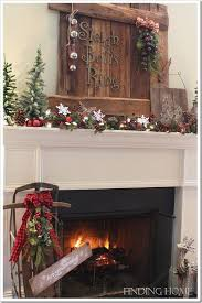 246 Best Mantle Magic Images On Pinterest