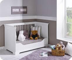 ou acheter chambre bébé achat vente lit bébé écolutif mel blanc 70x140 cm