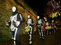 Countries That Dont Celebrate Halloween by World U0027s Spookiest Halloween Festivals Haunted Travel Travel