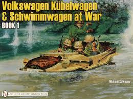 Amazon.com: German Trucks & Cars In WWII Vol.II: VW At War Book I ...