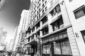 100 Nomad Architecture Hotel New York City Film Built Environment