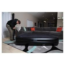 Intex Inflatable Pull Out Sofa Bed by Futon Air Mattress Roselawnlutheran
