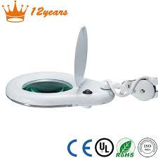 Best Desktop Magnifying Lamp by Best Selling Clip Type Optical 8066d2 4c Magnifying Led Lamp 5x