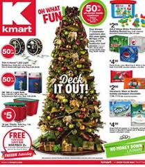 Kmart Christmas Trees Jaclyn Smith by Kmart Weekly Ad November 15 21 2015 Deck It Out