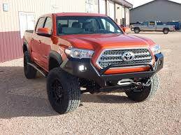 2016+ Tacoma (3rd Gen) Overland Series Front Bumper (Full Size/No ... 72018 Ford Raptor Stealth R Winch Front Bumper Foutz Mercenary Off Road Ford 52007 F250 F350 Super Duty And Excursion Toyota Tundra Winch Bumper Aluminess Fab Fours Gs16f39521 Premium Front 62018 Gmc 1500 02018 Dodge Ram 3500 Ici Magnum Fbm77dgnrt Black Steel Elite Rogue Racing 4425179101ns 350 Enforcer No Raptor Stealth Fighter F1182860103 Vengeance 2005 2015 Tacoma Add Offroad The 2016 3rd Gen Overland Series Full Sizeno