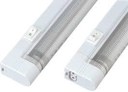 nora lighting nuls ultra slim t5 fluorescent cabinet