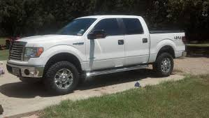 2012 F 150 FX4 Leveling Kit Suggestions Ford F150 Forum